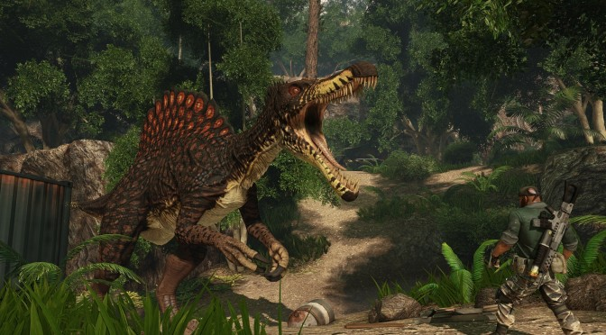 Primal Carnage: Extinction – Now Available On Steam Via Early Access Program