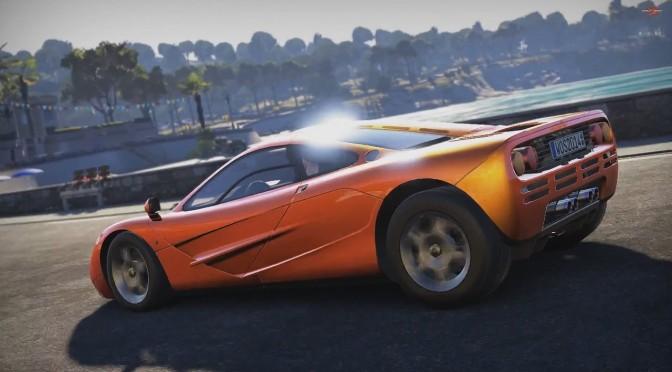 World of Speed – New Trailer Focuses On The McLaren F1