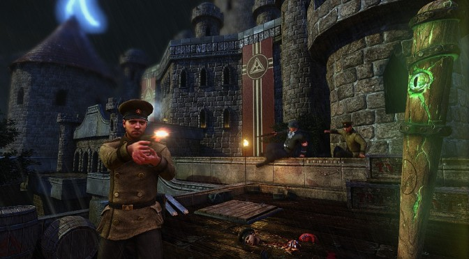 Rise of the Triad – Patch 1.5.1 Enables Crossplay Between Steam & GOG, Enables 64-bit Compatibility