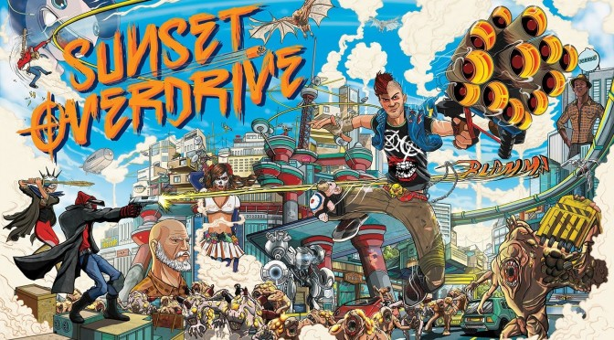 Sunset Overdrive releases on the PC on November 16th according to Amazon, will feature all DLCs