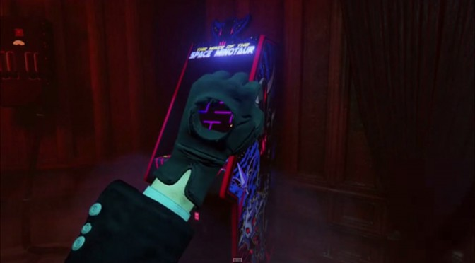 The Black Glove – New Surrealistic First-Person Game From Ex-Bioshock Devs – Kickstarter Launched