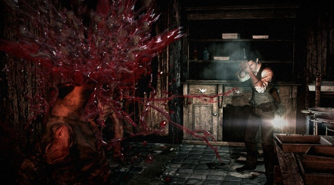 The Evil Within Gets Free Halloween Demo