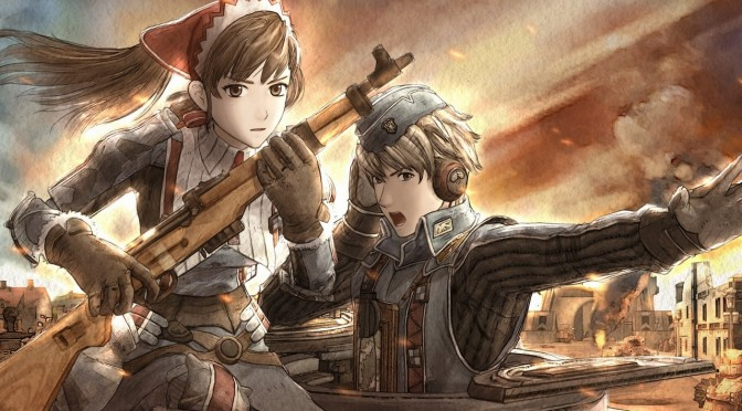 Valkyria Chronicles Is Now Available On Steam