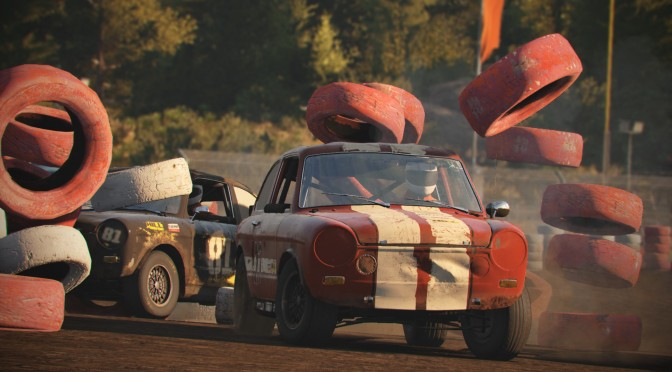 Next Car Game To Be Officially Named 'Wreckfest', Multiplayer Modes Unveiled