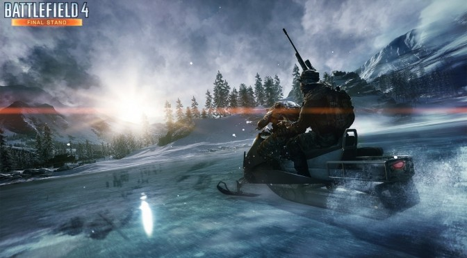 Battlefield 4 – Final Stand DLC To Be Playable On October 16th, New Screenshots Surfaced