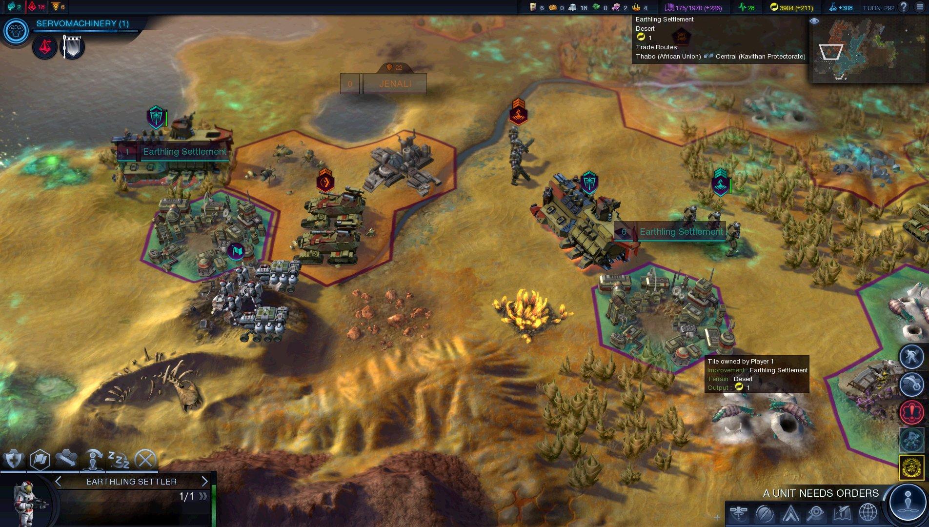 Sid Meier's Civilization: Beyond Earth - PC Performance Analysis