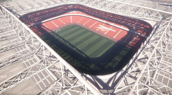 This Is What Next-Gen Fifa Would Look Like In CRYENGINE – Project Complete