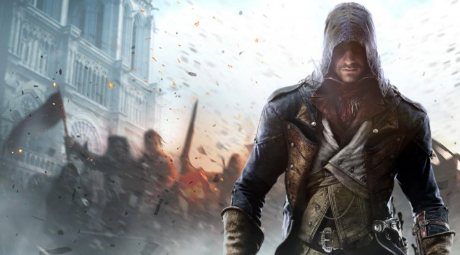 Assassin's Creed Unity is available for free on UPLAY for a limited time