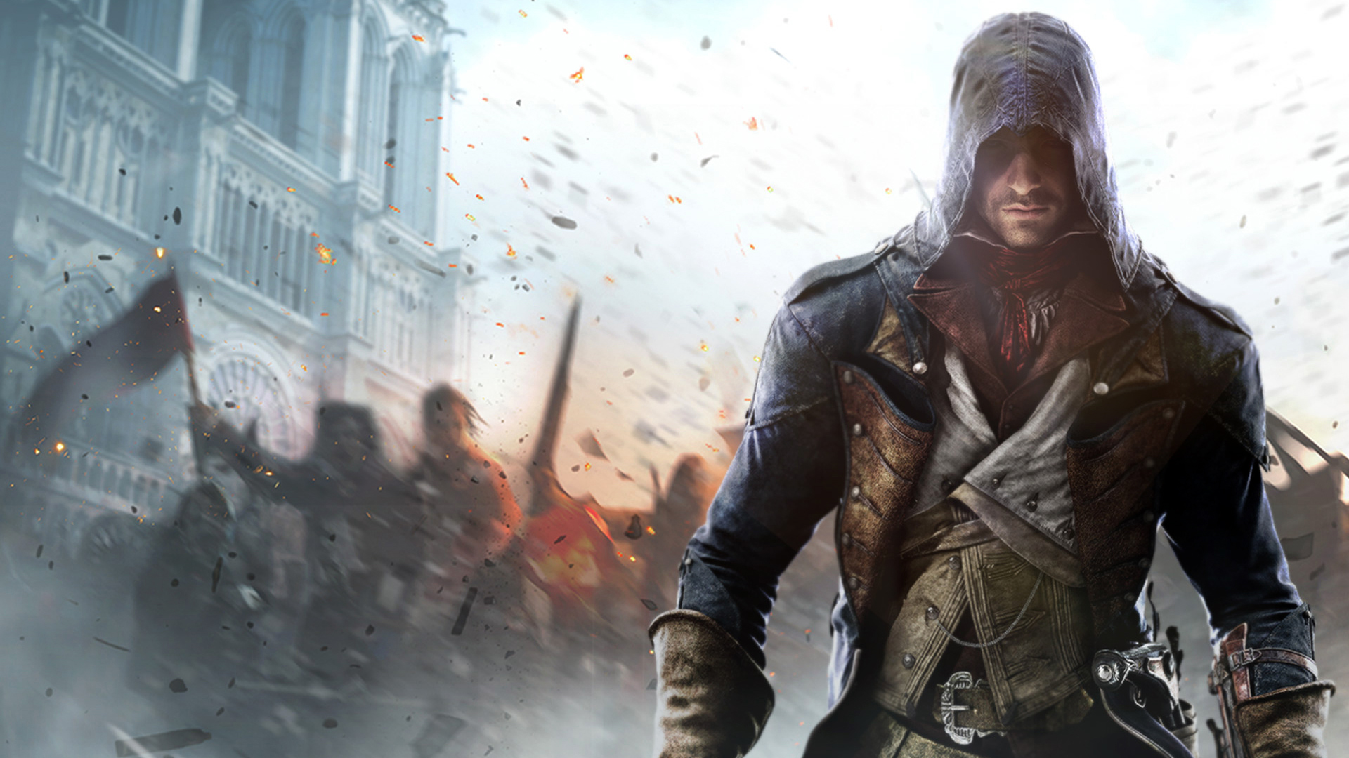 Assassin S Creed Unity Pc Performance Analysis