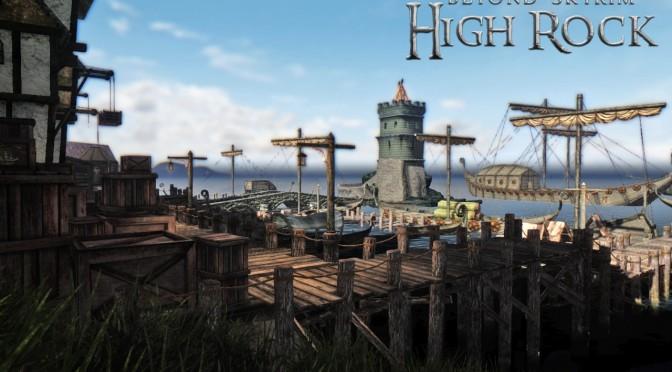 Beyond Skyrim Mod – High Rock Province Showcased