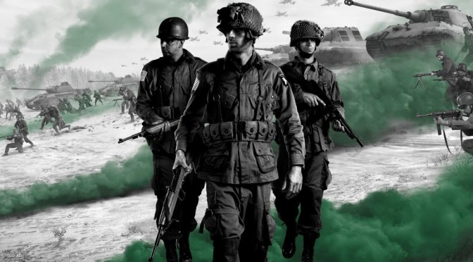 Company of Heroes 2: Ardennes Assault Is Now Available