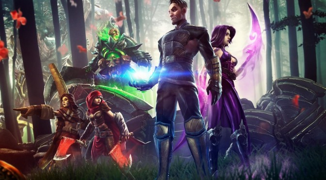 """MOBA Dawngate Canceled After Eight Months Of Open Beta, """"We're not seeing the progress we'd hoped for."""""""