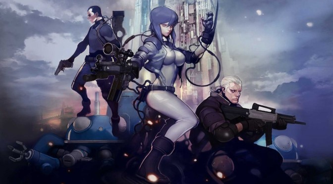 Ghost in the Shell Online Coming to the West Later This Year, Gets New Trailer