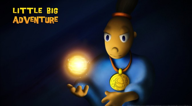 Little Big Adventure – Available For Free On GOG For The Next 16 Hours