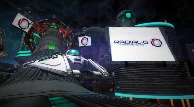 Radial-G – WipeOut/F-Zero-inspired Futuristic Racer – Steam Early Access Launches This December