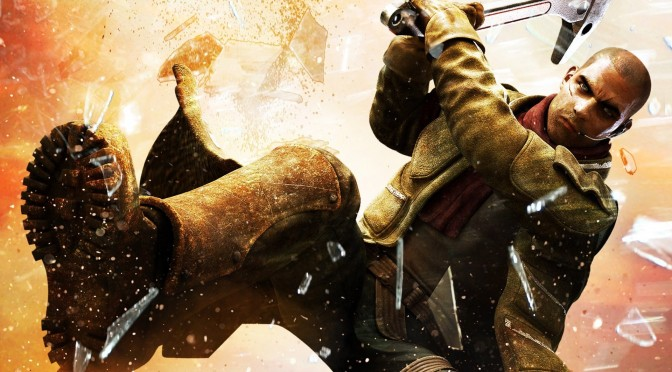 Red Faction: Guerrilla – Latest Official Patch Removes GFWL, Adds Steamworks + DX11 Renderer