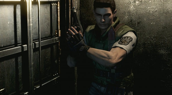 Resident Evil Remake screenshot 2