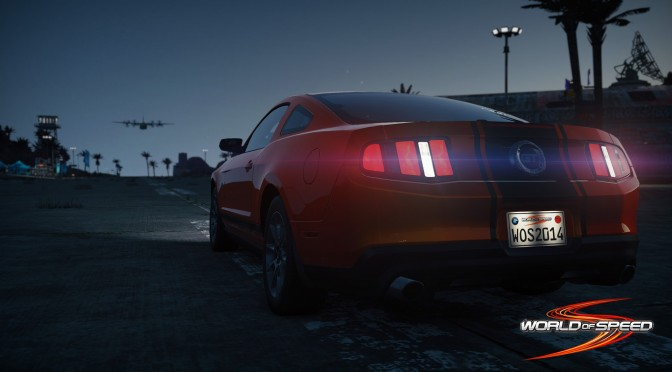 World of Speed – New Trailer Shows Off The  Ford Mustang GT & The Chevrolet Camaro