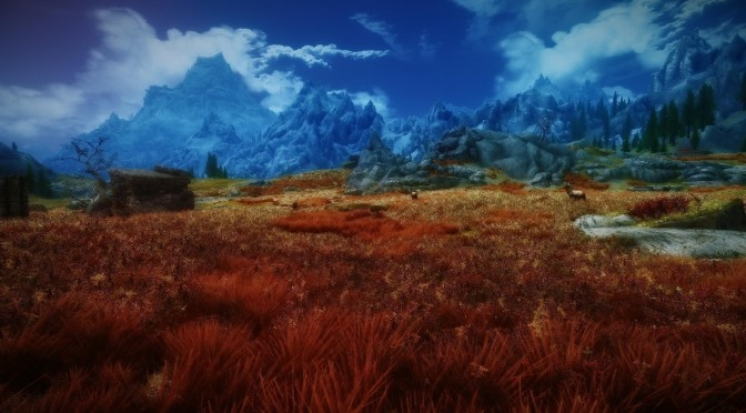 New-Gen The Elder Scrolls Can't Come Soon Enough – New Images Show The Beauty Of Skyrim Modded