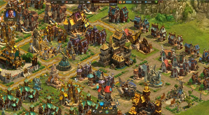 Elvenar Announced – New Strategy Fantasy MMO City-builder Game