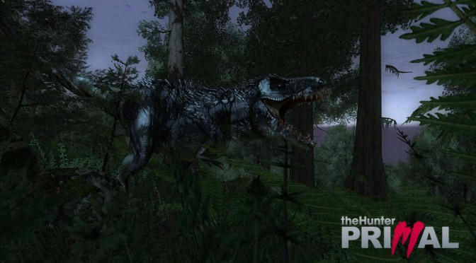 theHunter: Primal Announced – Stand-alone Expansion For theHunter That Lets You Hunt Dinosaurs