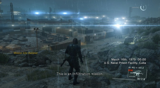 MGS: Ground Zeroes – PC Definitive Requirements Revealed, Minimum 2GB Of VRAM, Recommended 4GB RAM