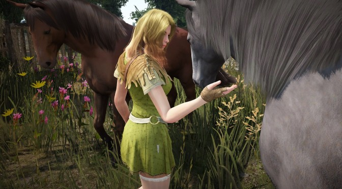 Black Desert Online will add absolute skills for all classes next week