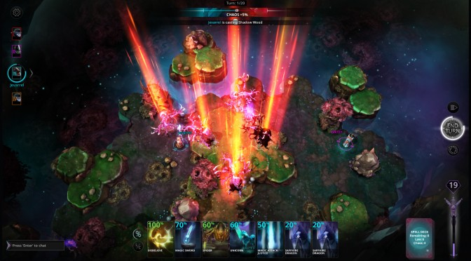 Chaos Reborn Gets Gameplay Trailer, Hits Steam Early Access On December 9th
