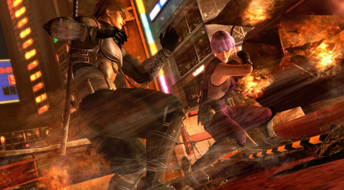 Dead Or Alive 5: Last Round – First Official PC Details Unveiled Via Steam Store Page