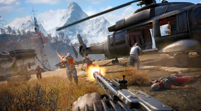 Far Cry 4 – PC Patch 1.8.0 Now Available, Adds Custom Map Co-Op Support