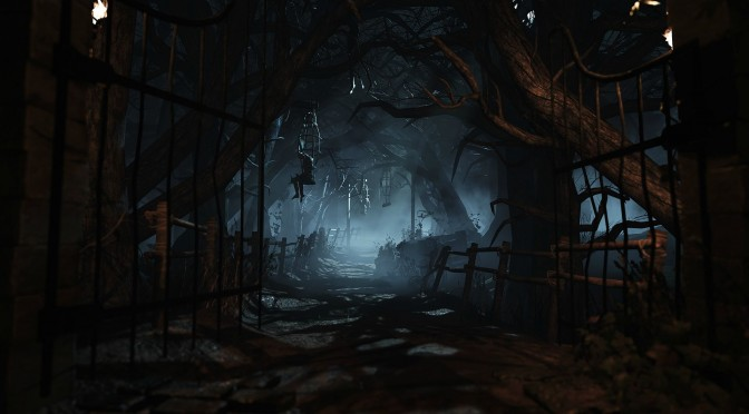 What If Capcom's Ghosts 'n Goblins Was Remade In Unreal Engine 4