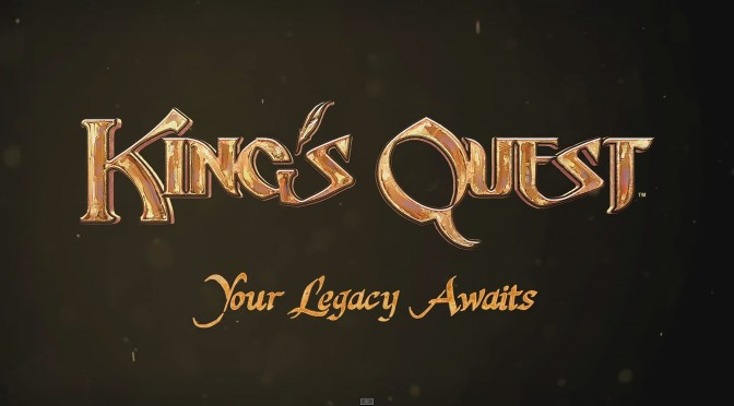 King's Quest: A Knight to Remember Is Now Available On Steam