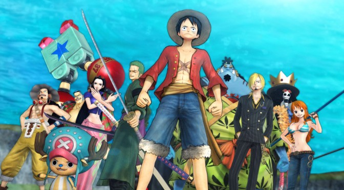 One Piece: Pirate Warriors 3 Announced, Coming To PC In Summer 2015
