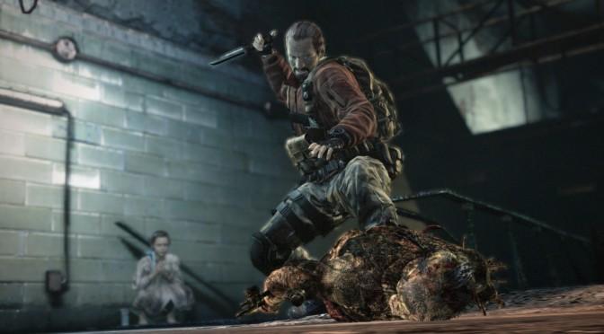 Resident Evil: Revelations 2 – New Screenshots & Trailer Released