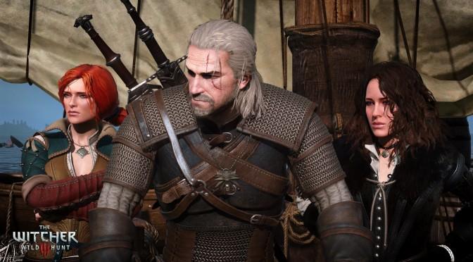 The Witcher 1 VS The Witcher 2 VS The Witcher 3 – Geralt's, Merigold's & Zoltan's Visual Evolution