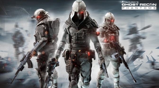"""Tom Clancy's Ghost Recon Phantoms Gets """"Assassin's Creed Rogue"""" Content"""