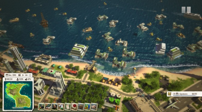 Tropico 5 – Waterborne Expansion Now Available