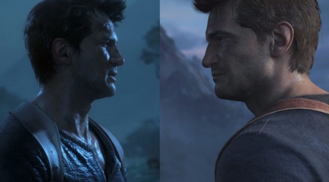 Uncharted 4 – Reveal vs In-Game Comparison + In-Game vs Ryse vs Assassin's Creed: Unity vs Crysis 3
