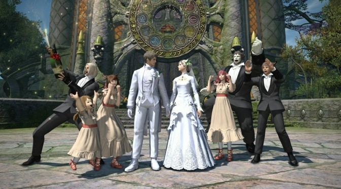Final Fantasy XIV: A Realm Reborn – Update 2.5 Now Live, Adds 'Ceremony of Eternal Bonding'