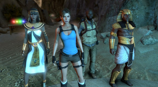 Lara Croft and the Temple of Osiris – First Impressions + First 10 Minutes Playthrough