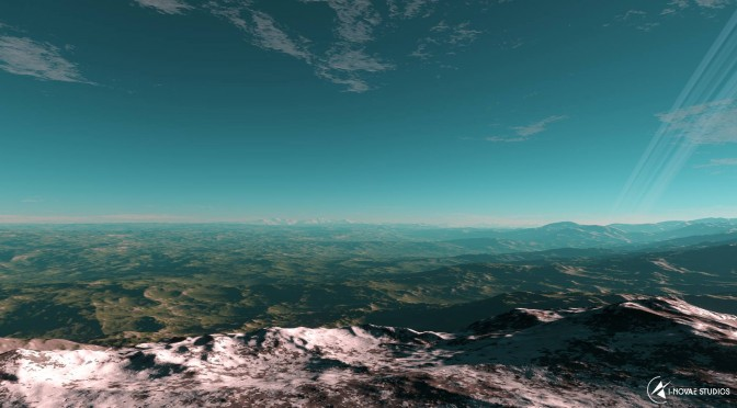 Infinity: The Quest For Earth Gets New Beautiful Screenshots, Showing The Power Of I-Novae Engine