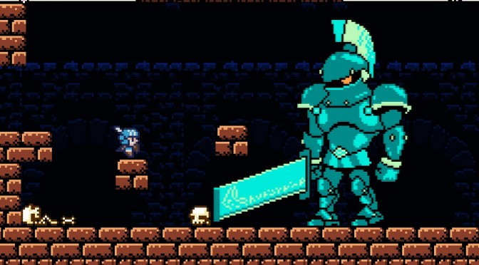 Castle In The Darkness – Retro Platformer – Releases On Steam On Feburary 5th