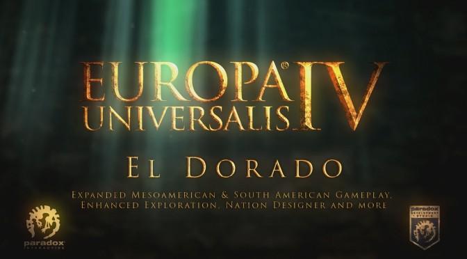 Europa Universalis IV: El Dorado Is Now Available