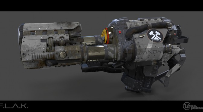 Here Are Some WIP Screenshots From Unreal Tournament's Map & Weapons