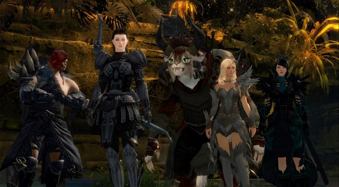 "Guild Wars 2 – ""Point Of No Return"" Update Now Live"