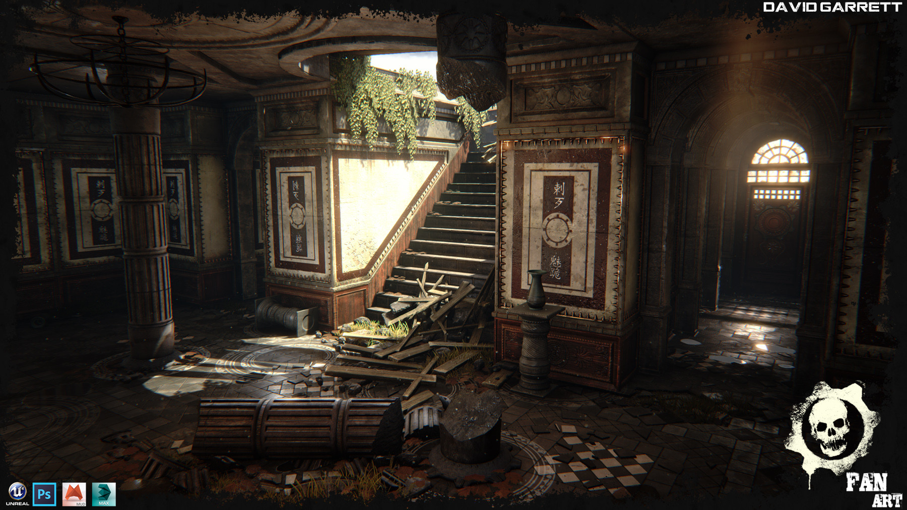 Gears Of War Map Recreated In Unreal Engine 4 [Finished ... on fallout 1 maps, call of duty mw2 maps, crackdown 1 maps, halo 1 maps, bioshock 1 maps, cod black ops 1 maps, grand theft auto 1 maps, resident evil 1 maps, dead space 1 maps, borderlands 1 maps, gears of war judgement maps, call of duty 4 maps, unreal 1 maps, modern warfare 1 maps, star wars battlefront 1 maps, gears of war 4 maps, devil may cry 1 maps, gears of war 2 maps, battlefield 1 maps, portal 1 maps,