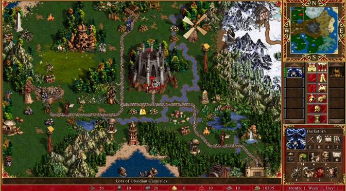 Heroes of Might and Magic III HD Now Available