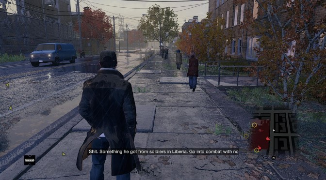 Watch_Dogs – Modders Partially Enable Parallax Occlusion Mapping, Still A WIP Project