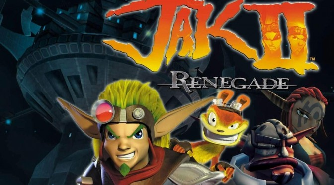 """Here Is What A HD Remake Of """"Jak II"""" Could Look Like In CRYENGINE"""