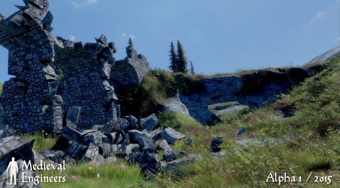 Medieval Engineers' Latest Video Is All About Destroying Big Castles